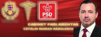 """Deputatul """"Mitraliera"""" cere CEx retragerea sprijinului politic echipei Tudose-Ciolacu"""