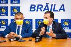 """Deputatul Alexandru Popa, noul presedinte al PNL Braila, anunta ca il sustine pe Ludovic Orban, """"cel mai puternic presedinte"""""""
