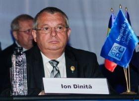 Deputatul Ioan Dinita, scapat pentru a doua oara de parlamentarii chiulangii