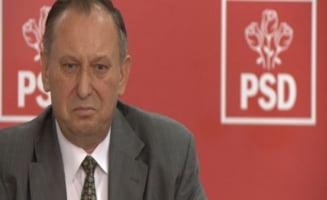 Deputatul Ion Stan a ramas fara sprijinul politic al PSD si a anuntat ca va fi exlus din PSD de Ponta