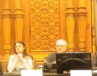 Deputatul Iordache a votat in Comisia Juridica pentru respingerea propriei ordonante. Azi se da votul final in plen pe OUG 13