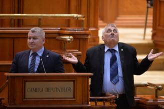 Deputatul Nicolae Bacalbasa, protagonistrul mai multor scandaluri de la tribuna Parlamentului, nu se mai regaseste pe lista PSD Galati