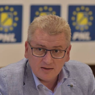 """Deputatul PNL Florin Roman il compara pe Dacian Ciolos cu Liviu Dragnea: """"Considera ca este indreptatita sa spuna ca el are un soi de drept de veto"""""""