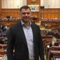 Deputatul PSD Daniel Ghita, fost luptator de K1, singurul parlamentar care s-a opus declaratiei de condamnare a antisemtismului