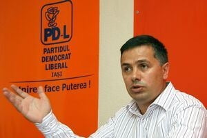 Deputatul Petru Movila, noul lider al filialei judetene a PDL Iasi