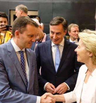 Der Spiegel: Siegfried Muresan va fi viitorul comisar european propus de Romania
