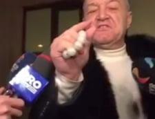 Derapaj misogin al lui Gigi Becali: Niciodata n-o sa permit sa fie o femeie la Liga!