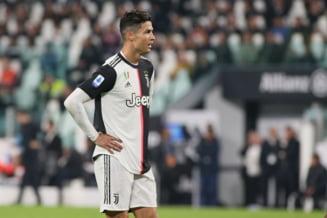 Derbi de cosmar pentru Cristiano Ronaldo: Portughezul a plecat acasa dupa ce a fost inlocuit in Juventus - Milan