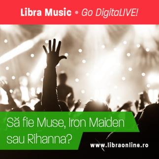 Deschide-ti cont online si mergi la Muse, Iron Maiden sau Rihanna!
