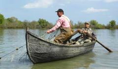Deschiderea pescuitului cu navodul in Delta Dunarii a fost amanata