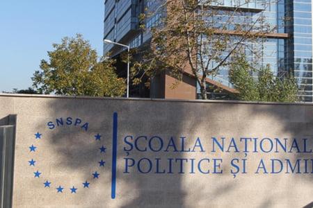 Descopera SNSPA: Scoala de Guvernare