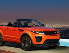 Descopera SUV-ul decapotabil Evoque, masina verii 2016