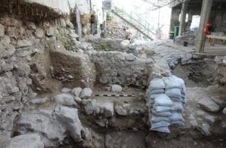 Descoperire de proporții istorice la Ierusalim: Evenimentul confirmat de scrierile din Biblie VIDEO