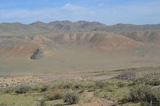Descoperire de proportii in Kazahstan: Piramida cu 1.000 de ani mai veche decat cele egiptene (Foto)
