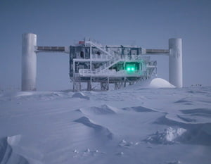 Descoperire de senzatie: Particule extraterestre gasite in gheata Antarcticii (Video)