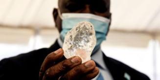 Descoperire extrem de valoroasa: Diamant de numai 7 centimetri, care valoreaza peste 50 de milioane de dolari VIDEO