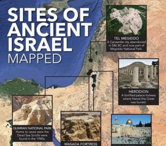 Descoperire fara precedent din vremea regelui David. Ce pasaje din Biblie sunt confirmate VIDEO