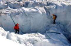 Descoperire importanta sub gheata din Groenlanda