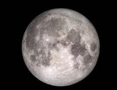 Descoperire interesanta despre Luna: Acum patru miliarde de ani a avut atmosfera