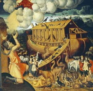 Descoperire istorica: Potopul din Biblie a existat, posibil si Arca lui Noe (Video)
