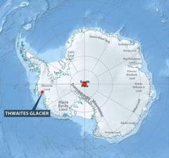 Descoperire neașteptată în interiorul Pământului: Fenomenul invizibil care a fost detectat în Antarctica VIDEO