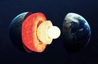 Descoperire neobișnuită în interiorul Pământului: Anomalia care crește inexplicabil, în adâncuri VIDEO