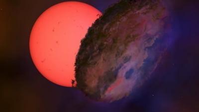 Descoperire neobisnuita in centrul galaxiei noastre: Un obiect misterios gigantic VIDEO