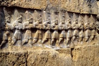 Descoperire neobisnuita intr-un sanctuar: O lume subpamanteana, veche de 3.200 de ani VIDEO