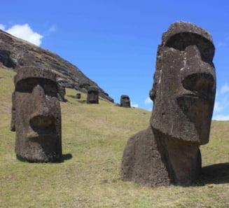 Descoperire pe Insula Pastelui: Vechii locuitori aveau legaturi cu civilizatii indepartate