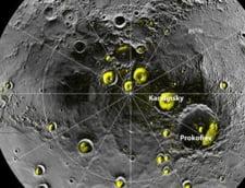 Descoperire revolutionara: apa si materie organica pe planeta Mercur