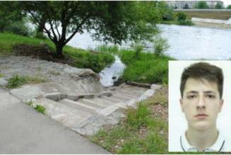 Descoperire socanta in Oradea: Cadavrul gasit in Crisul Repede apartine tanarului de 22 de ani, disparut din Oradea!