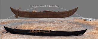Descoperire stranie de pe vremea vikingilor, in premiera. De ce au fost ingropati asa?