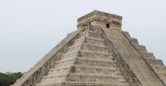 Descoperire surprinzatoare in Mexic: Mayasii au construit o piramida Matrioska
