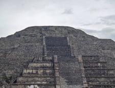 """Descoperire uimitoare, la 18 metri sub piramida: """"De 1.800 de ani stau neatinse acolo"""" VIDEO"""