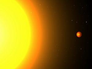 Descoperire uimitoare: planeta cu un ocean imens de lava