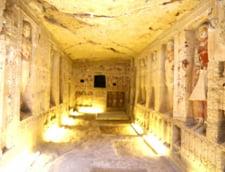 Descoperire unica in interiorul unui mormant vechi de peste 4.000 de ani