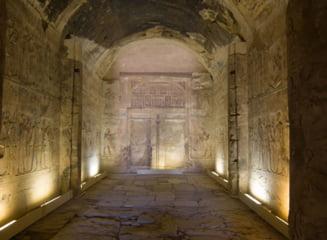 Descoperiri senzationale la templul Abydos din Egipt