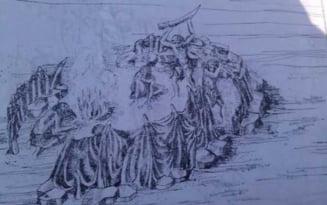 Descoperirile unicat care vorbesc despre inceputurile omului pe teritoriul Romaniei. Povestea cimitirului gigantilor de pe malul Prutului