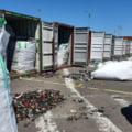 Deseuri din Germania, gasite in 15 containere in Portul Constanta. 300 de tone de gunoaie urmau sa fie aruncate pe teritoriul Romaniei