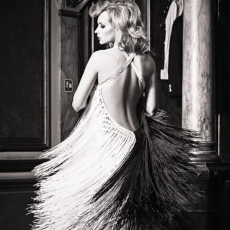 """Designerul """"rochiei cu icoane"""", Maria Simion: Nu exista femei urate sau grase, exista doar haine prost alese! Interviu"""