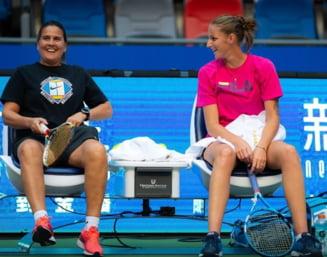 Despartire neasteptata in lumea tenisului feminin