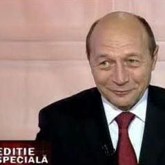 Despre ce va vorbi Basescu la TVR