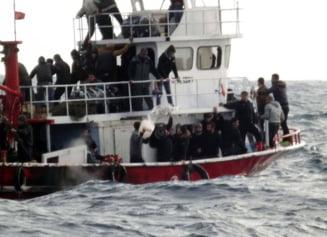 Destinul tragic al oamenilor fugiti din propria tara: Infrunta marea si rasismul traficantilor nemilosi