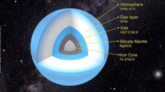 Detalii despre Planeta 9: Ce talie are, ce temperatura si unde s-a format