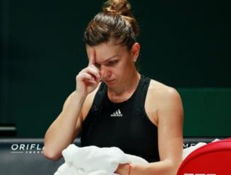 Detaliu infricosator pentru Simona Halep inaintea meciului cu Serena Williams