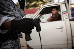 Detectoare de bombe nefunctionale la Cotroceni