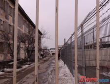Detinuti in greva foamei la Penitenciarul de Maxima Siguranta din Galati