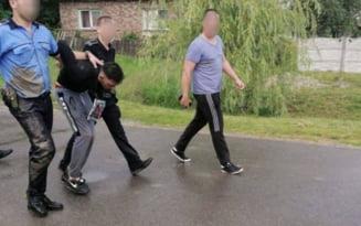 Detinutul evadat de la un punct de lucru al Penitenciarului Satu Mare a fost prins de politisti