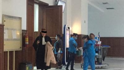 Detinutul suspect de coronavirus de la Tribunalul Bucuresti a fost internat la Matei Bals UPDATE Nu este infectat
