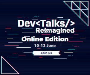 DevTalks se muta in mediul online